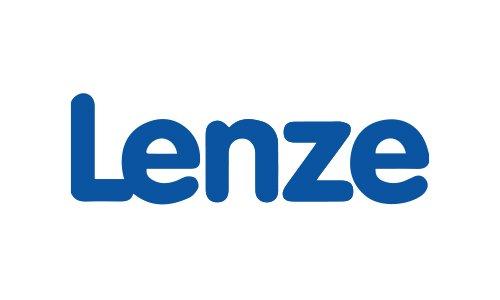 Lenze brand logo