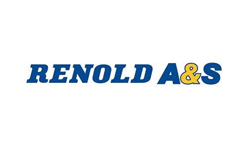 Renold A&S brand logo