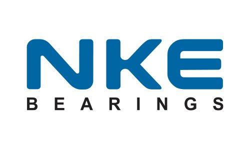 NKE Bearings brand logo
